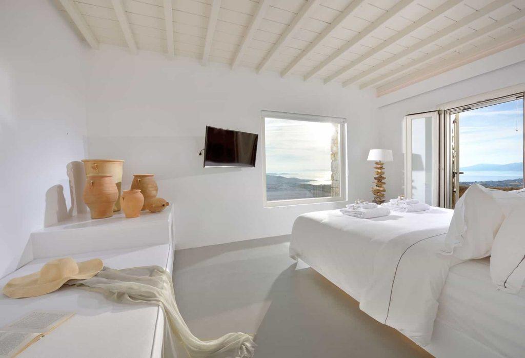Mykonos luxury villa Neli18