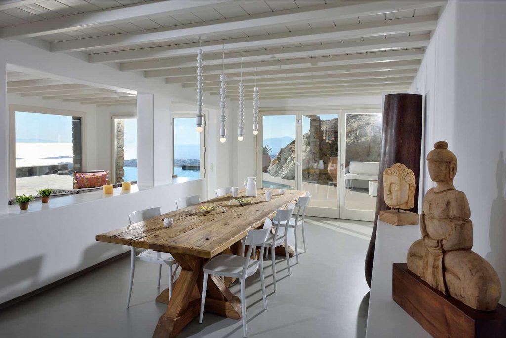 Mykonos luxury villa Neli23