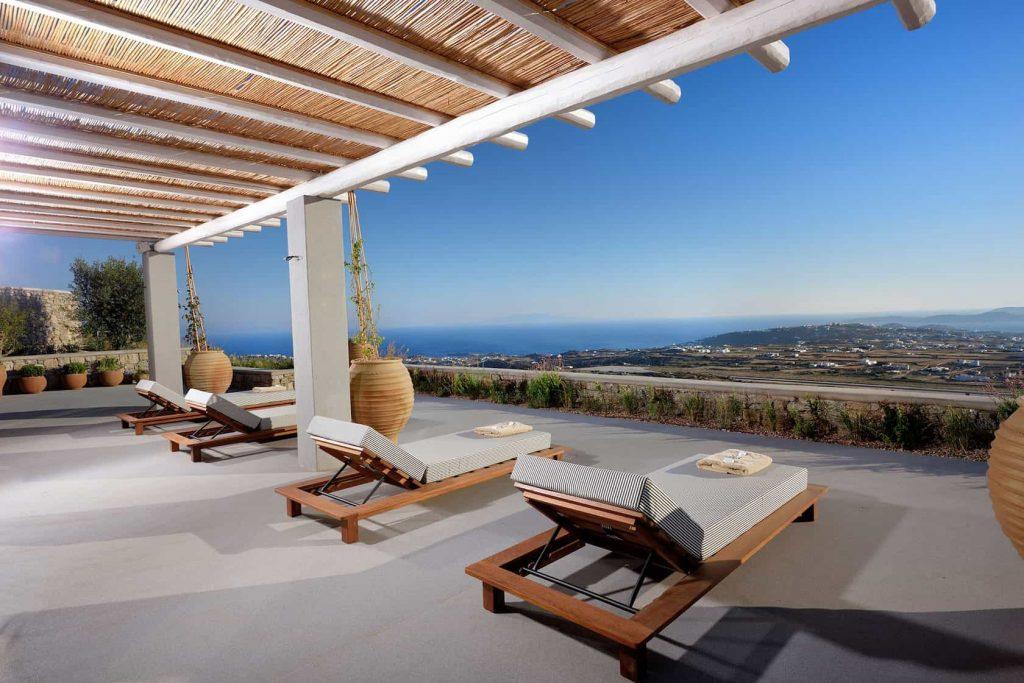 Mykonos luxury villa Neli25