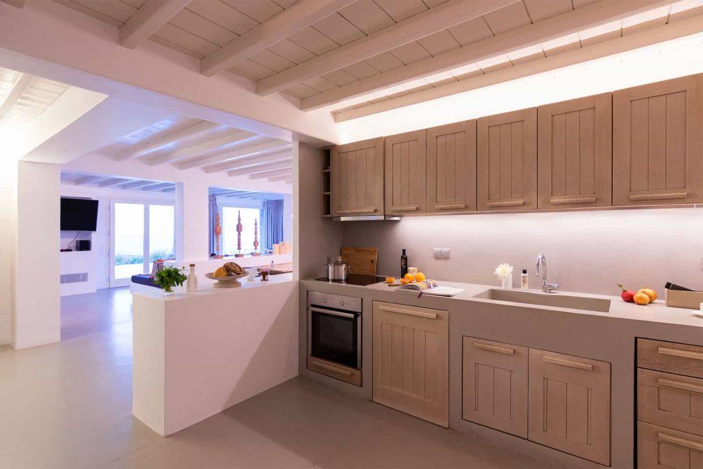 Mykonos luxury villa Neli9
