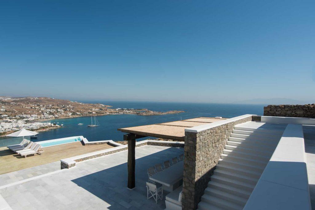 Mykonos luxury villa Nephele10