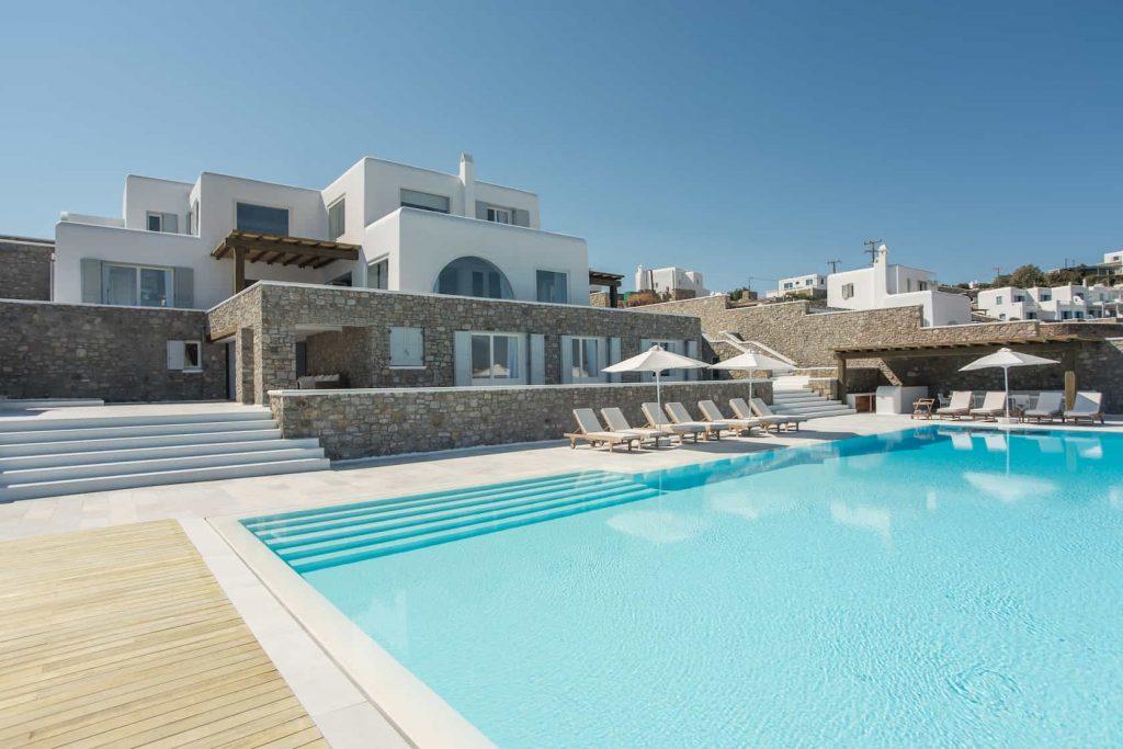 Mykonos luxury villa Nephele12