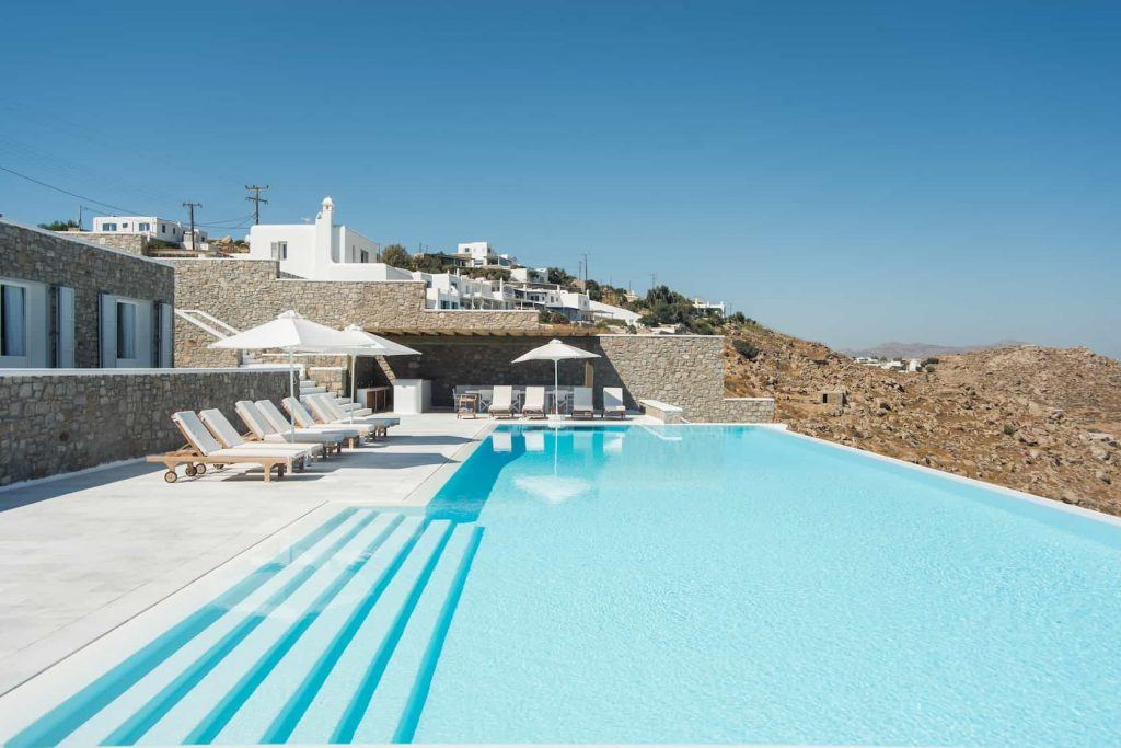 Mykonos luxury villa Nephele16