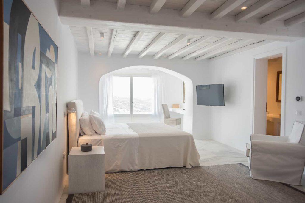 Mykonos luxury villa Nephele27