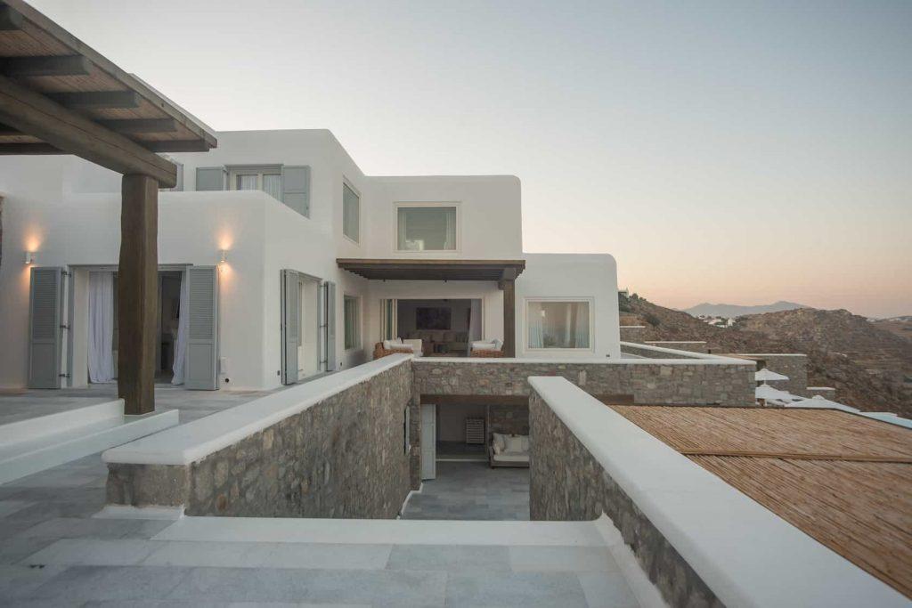 Mykonos luxury villa Nephele39