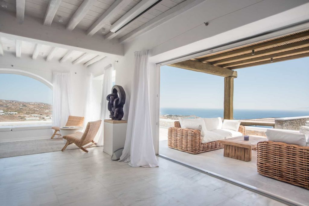 Mykonos luxury villa Nephele4