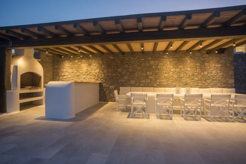 Mykonos luxury villa Nephele42