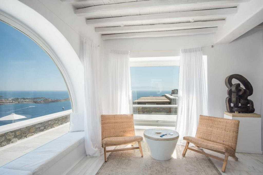 Mykonos luxury villa Nephele5