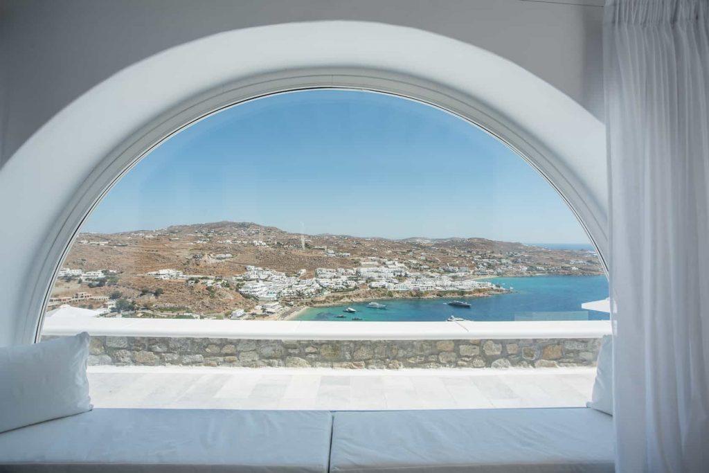 Mykonos luxury villa Nephele6