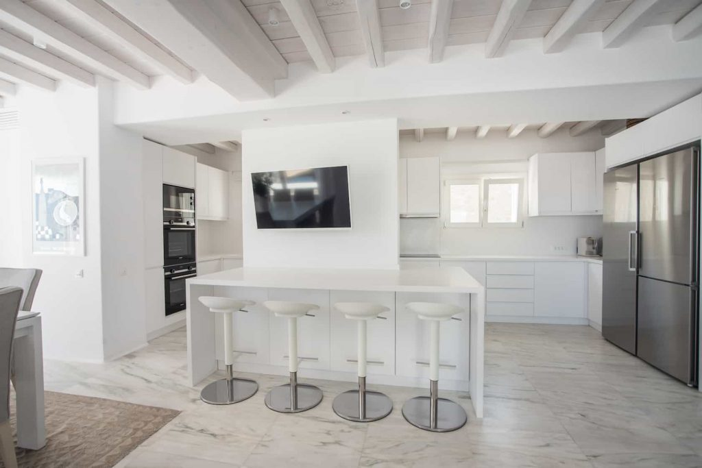 Mykonos luxury villa Nephele7