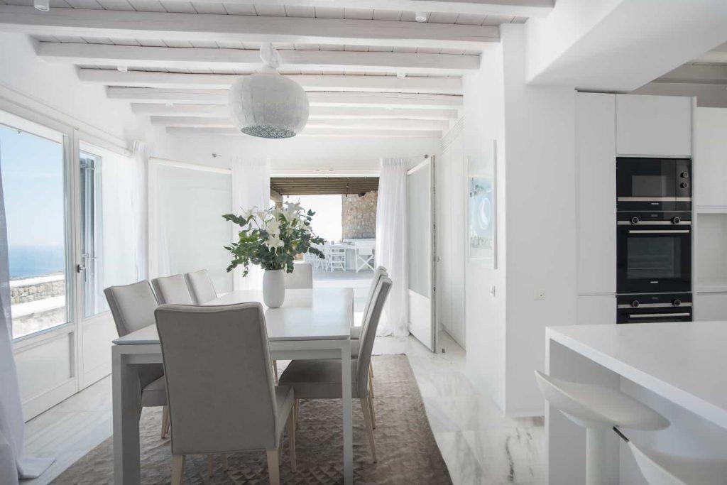 Mykonos luxury villa Nephele8