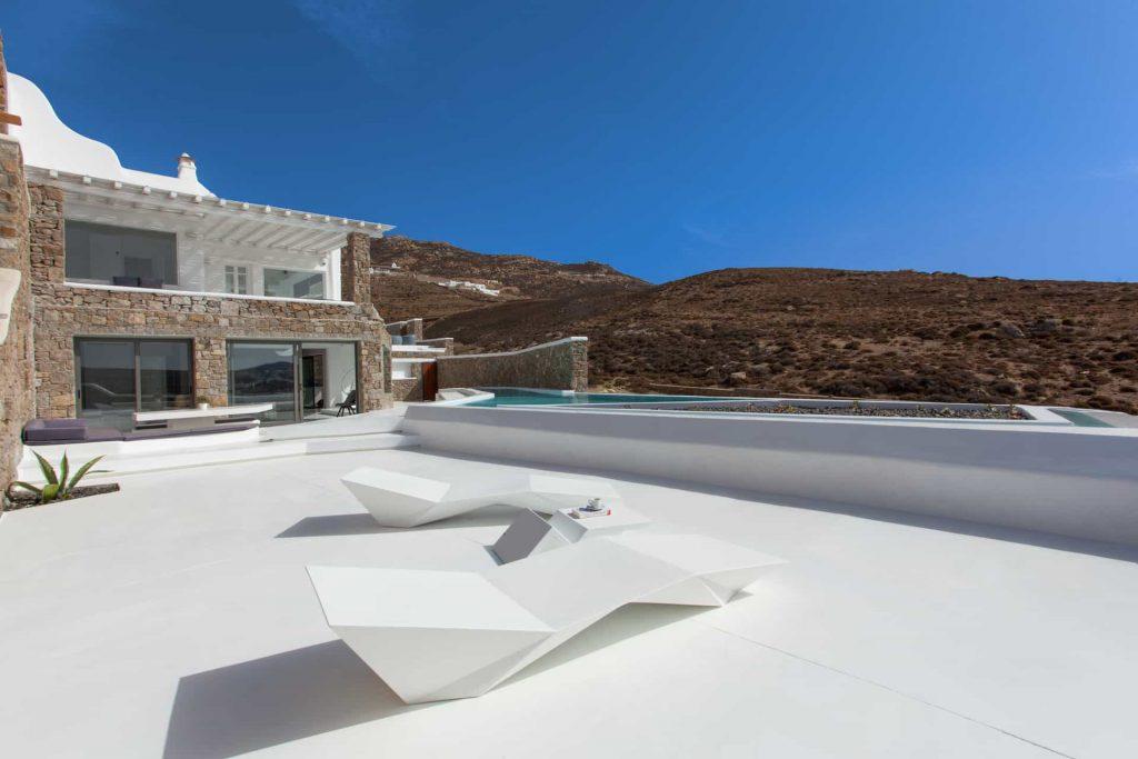 Mykonos luxury villa Oceana1
