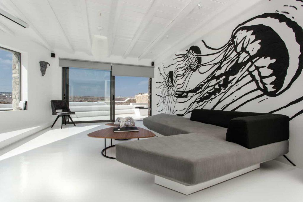 Mykonos luxury villa Oceana10