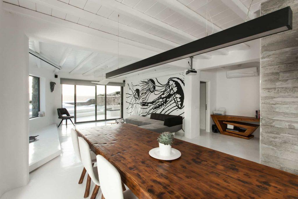 Mykonos luxury villa Oceana14