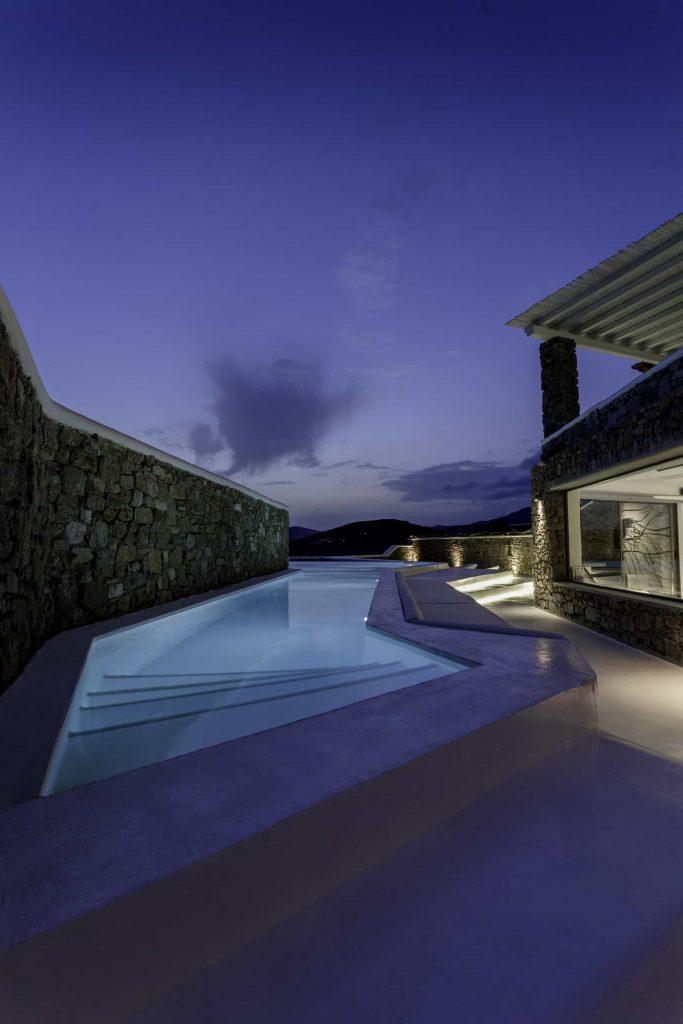 Mykonos luxury villa Oceana18
