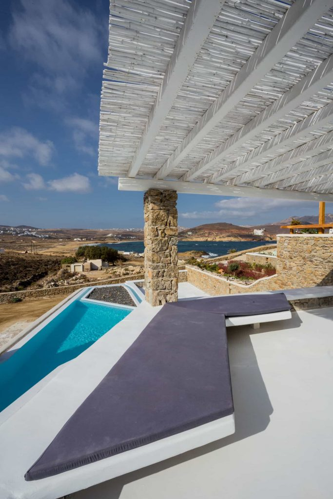 Mykonos luxury villa Oceana24
