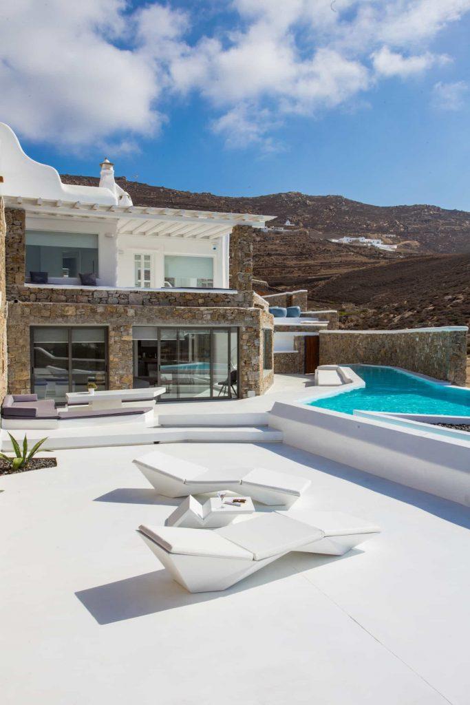 Mykonos luxury villa Oceana26