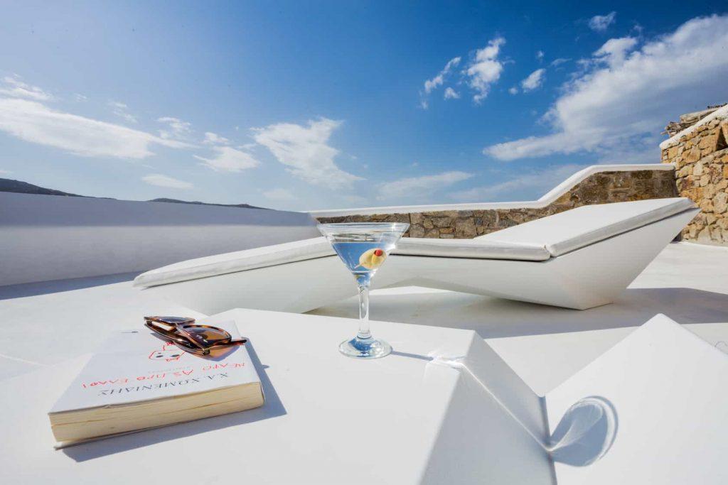 Mykonos luxury villa Oceana27