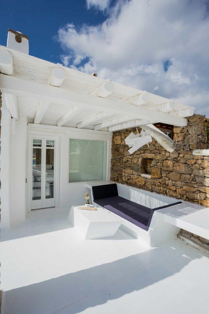 Mykonos luxury villa Oceana29