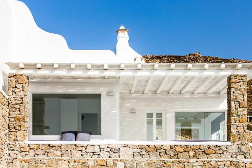 Mykonos luxury villa Oceana3