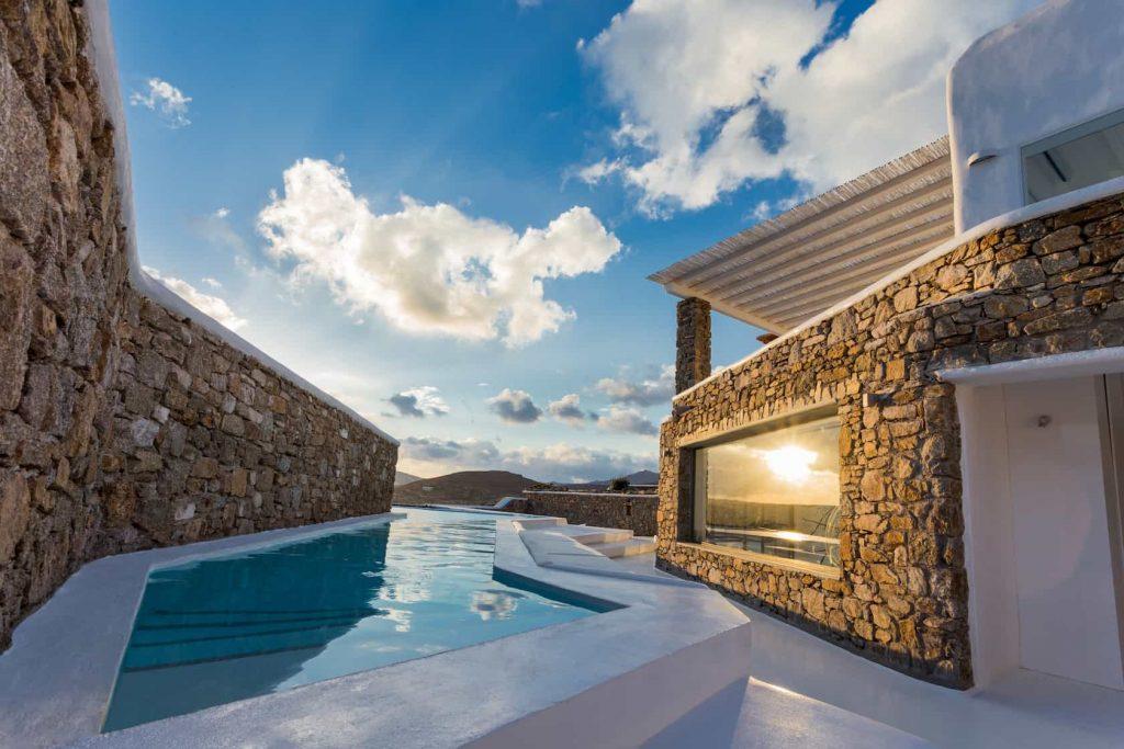 Mykonos luxury villa Oceana33
