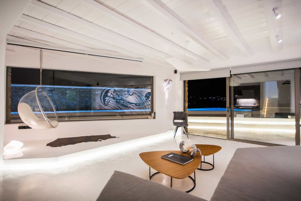 Mykonos luxury villa Oceana36