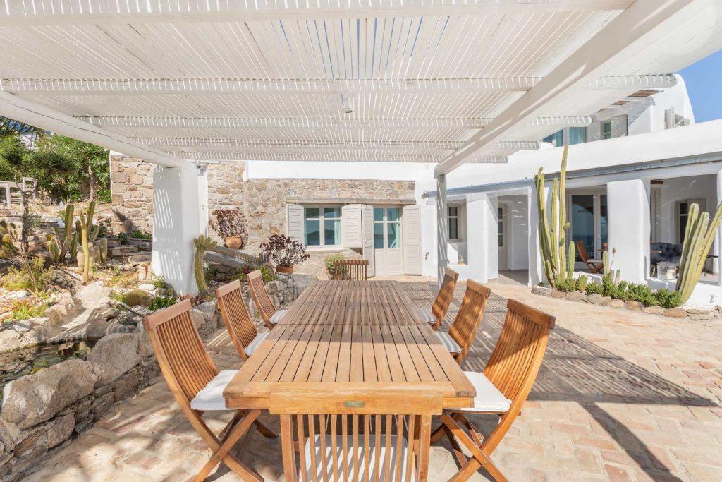 Mykonos luxury villa Olivia10