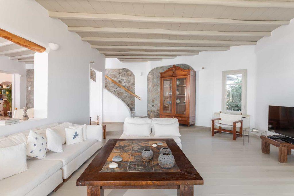 Mykonos luxury villa Olivia21