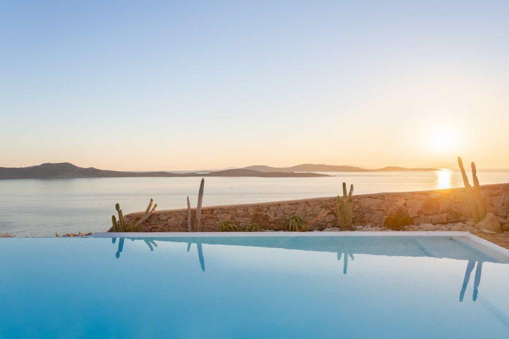Mykonos luxury villa Olivia24