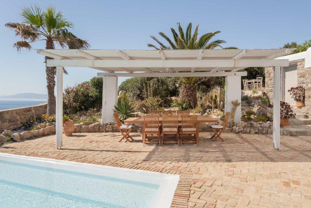 Mykonos luxury villa Olivia6