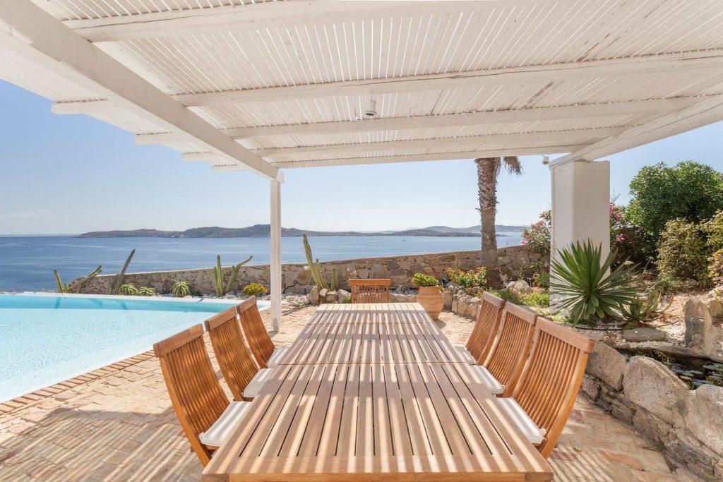 Mykonos luxury villa Olivia7