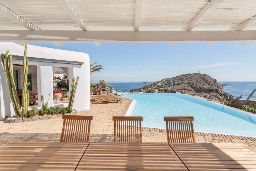 Mykonos luxury villa Olivia8
