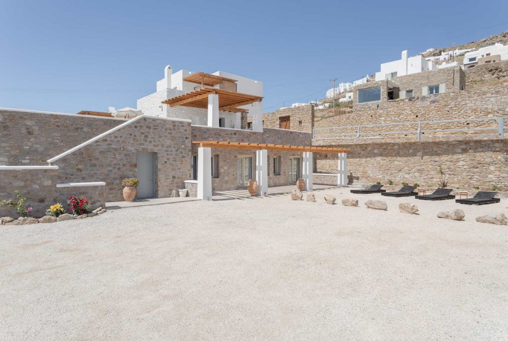 Mykonos luxury villa Panamera15