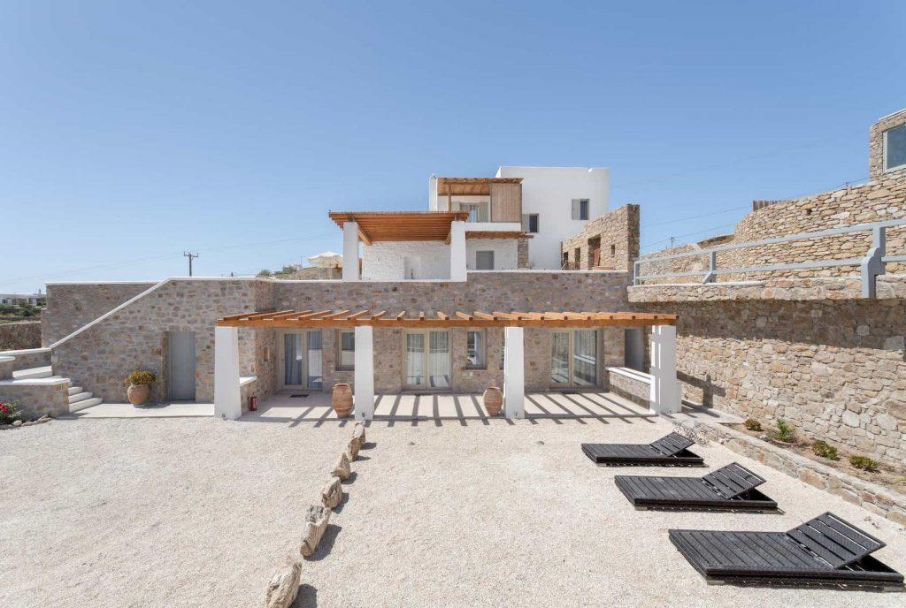 Mykonos luxury villa Panamera17