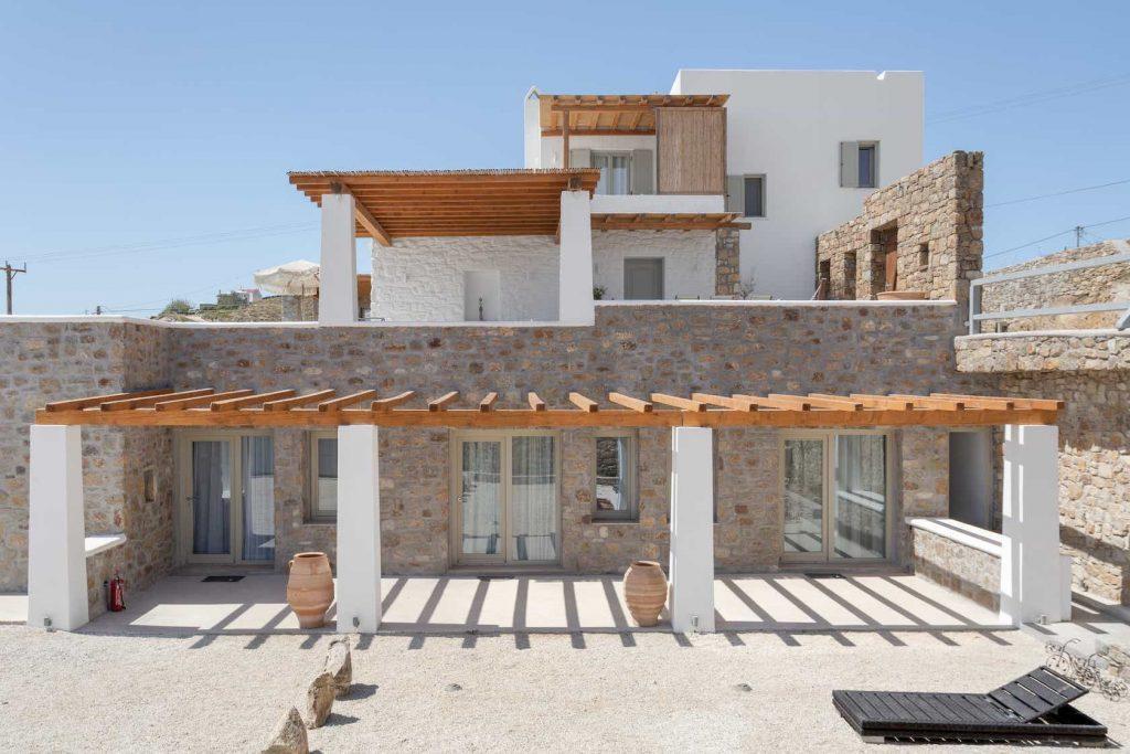 Mykonos luxury villa Panamera18