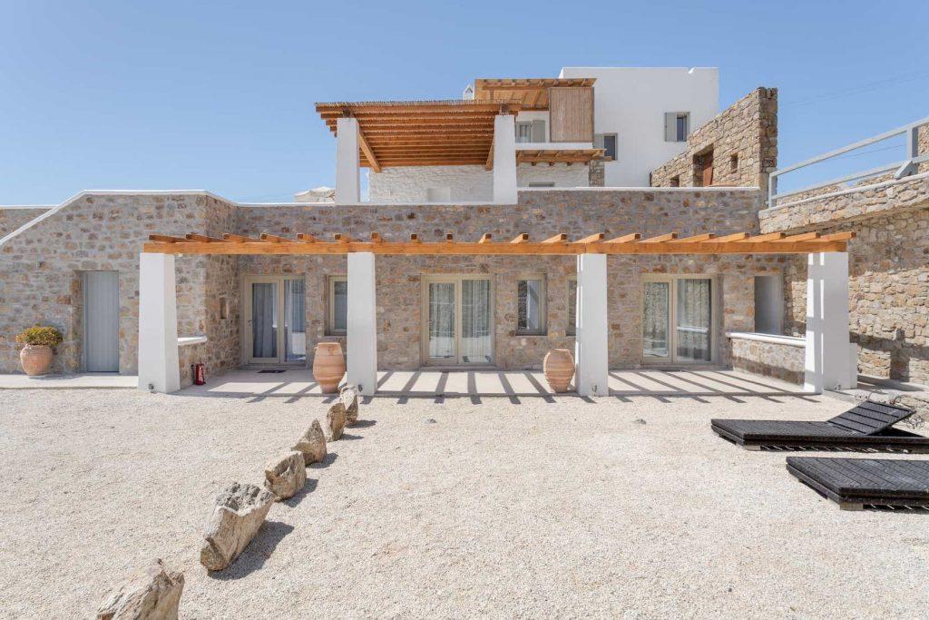 Mykonos luxury villa Panamera19