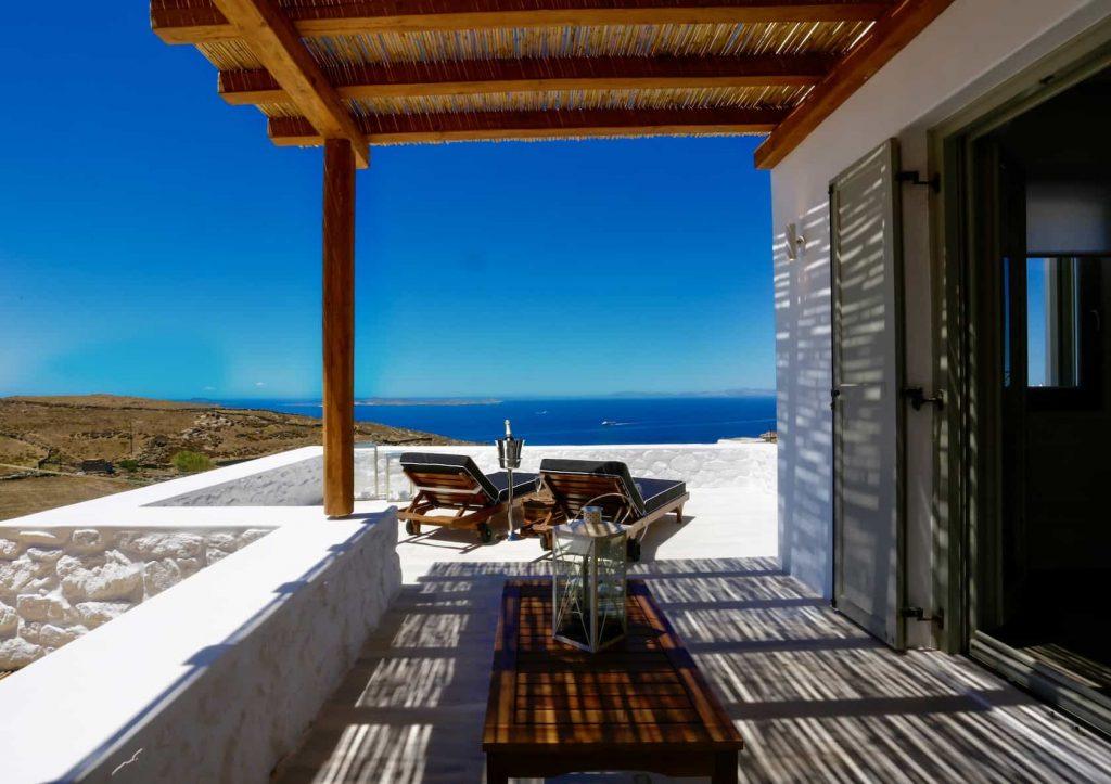 Mykonos luxury villa Panamera3