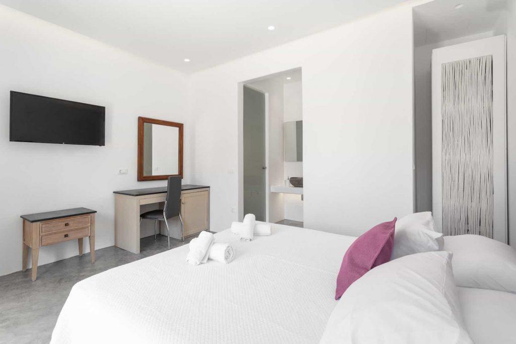 Mykonos luxury villa Panamera30