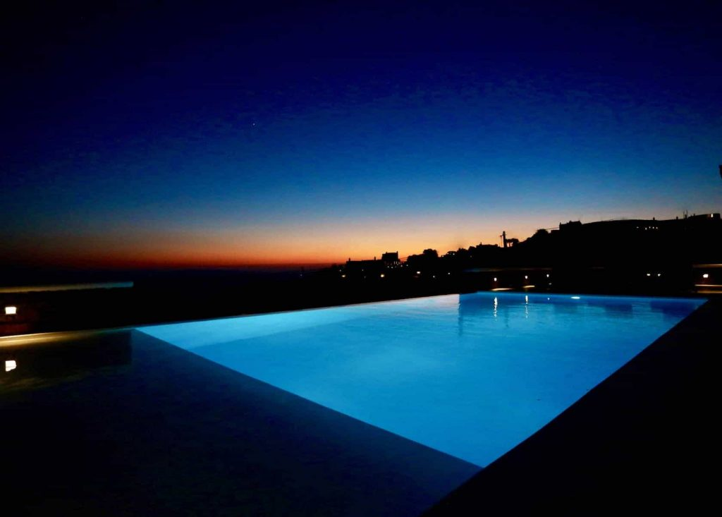 Mykonos luxury villa Panamera37