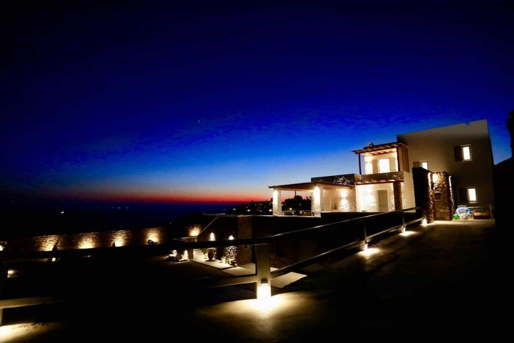Mykonos luxury villa Panamera38