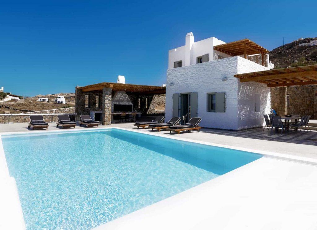 Mykonos luxury villa Panamera39