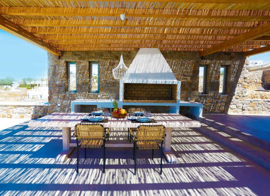 Mykonos luxury villa Panamera42