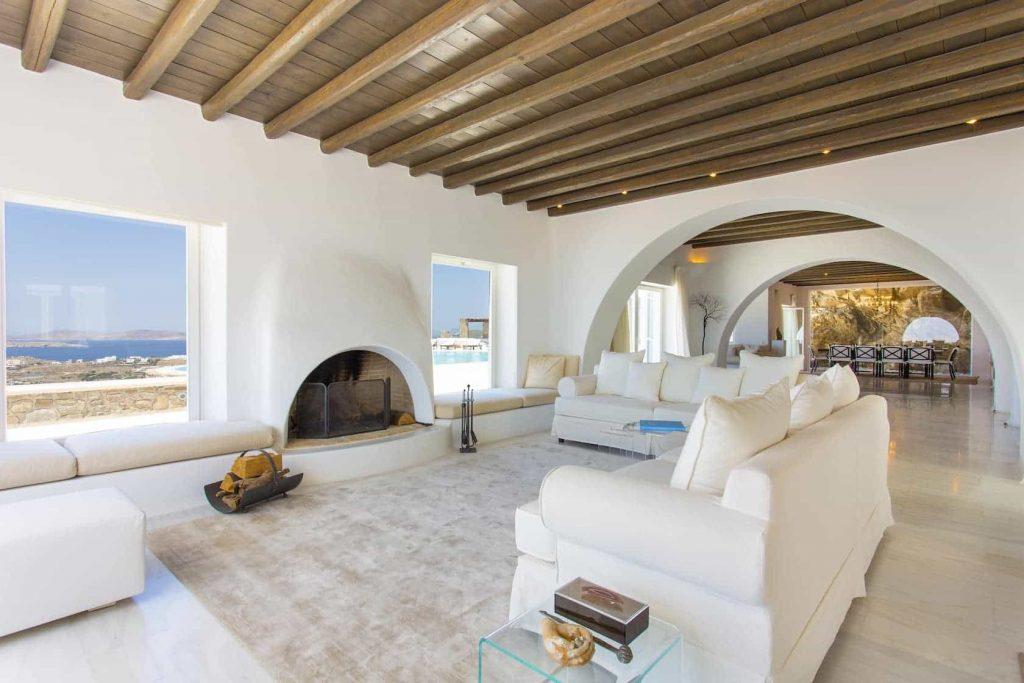 Mykonos luxury villa Panthea12