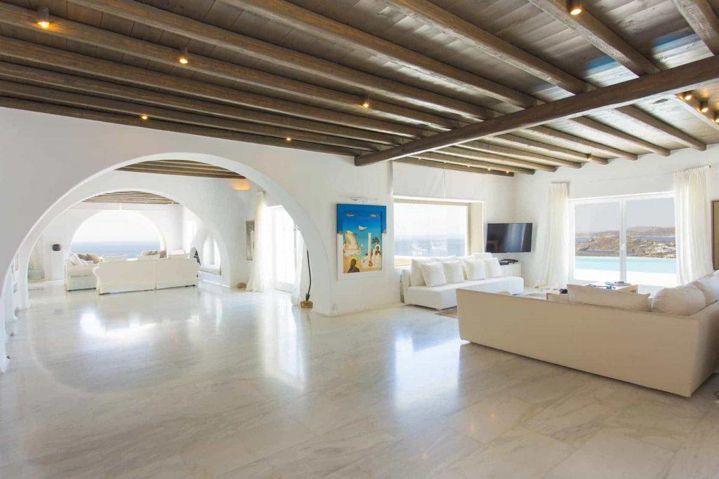 Mykonos luxury villa Panthea13
