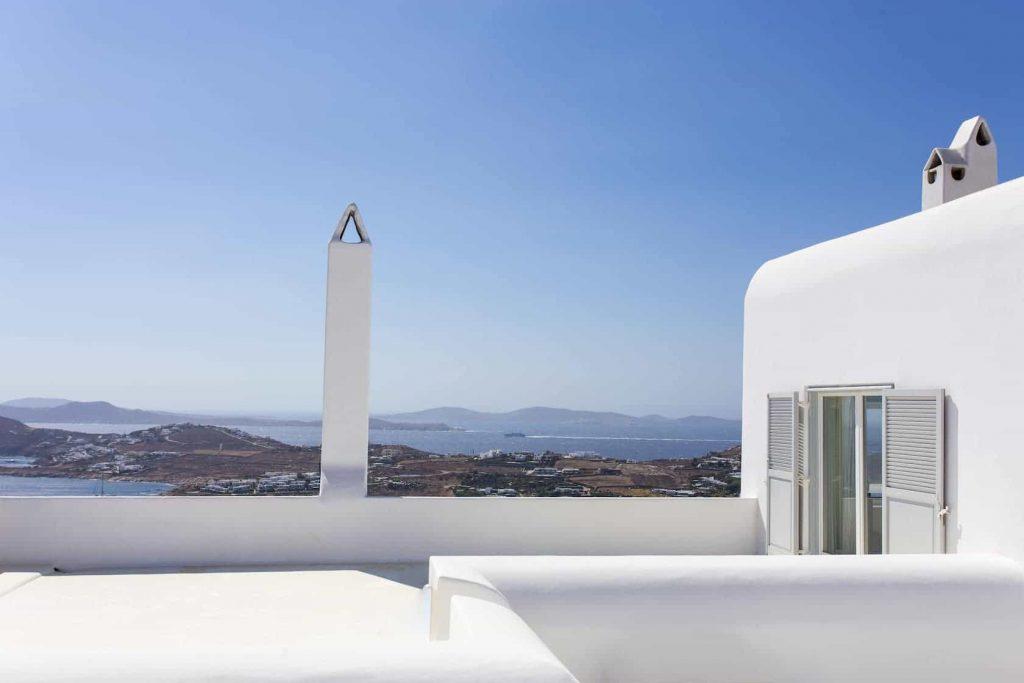 Mykonos luxury villa Panthea23