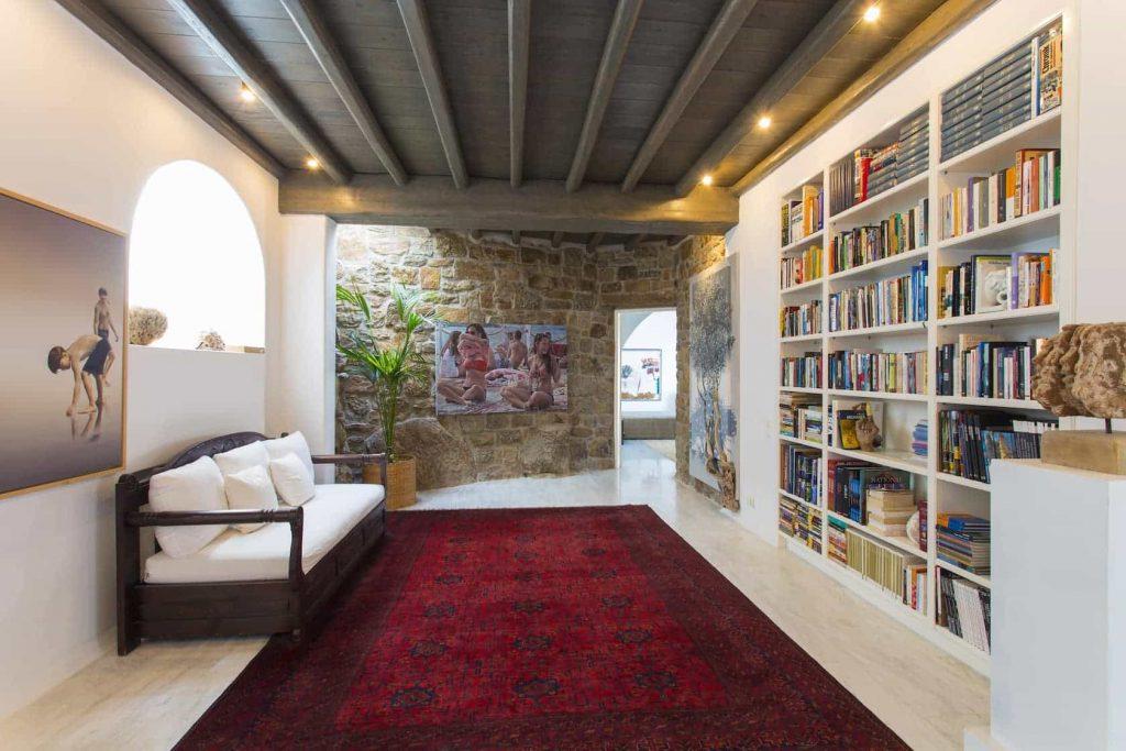 Mykonos luxury villa Panthea24