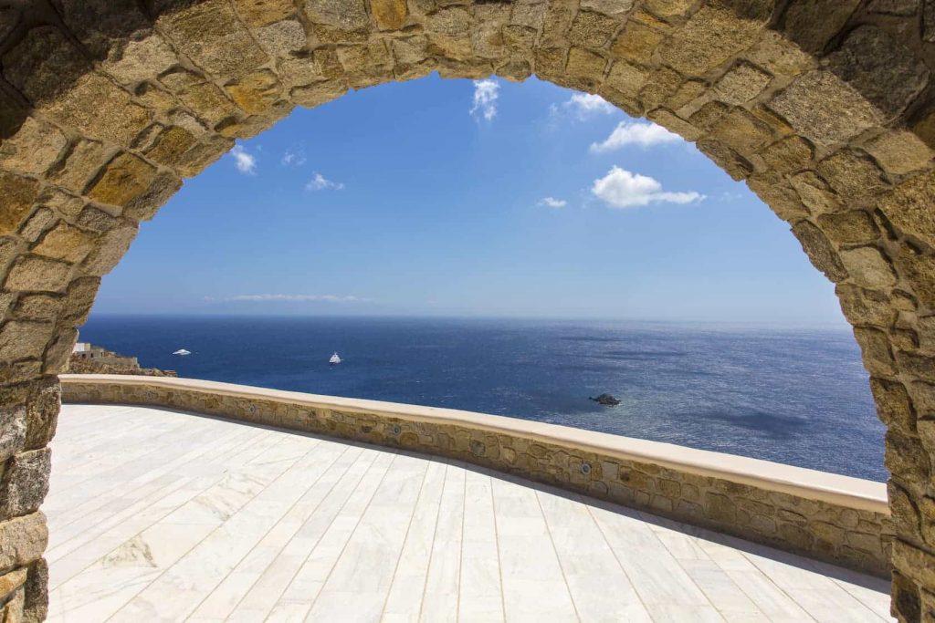 Mykonos luxury villa Panthea28