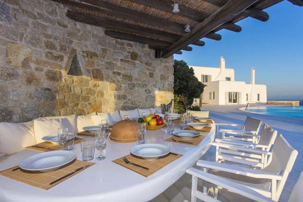Mykonos luxury villa Panthea37