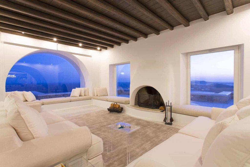 Mykonos luxury villa Panthea38