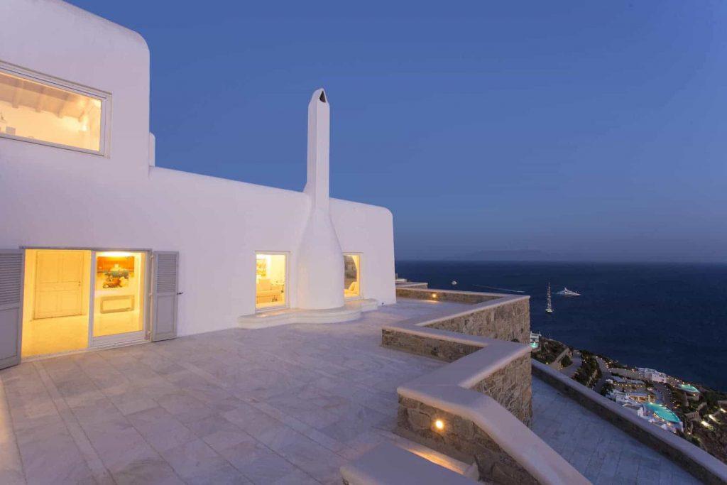 Mykonos luxury villa Panthea40